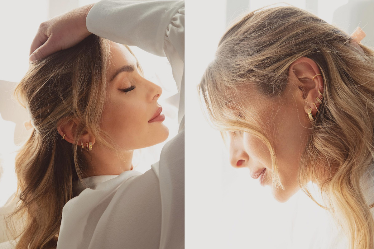 Jackie Mack designs new jewellery collection