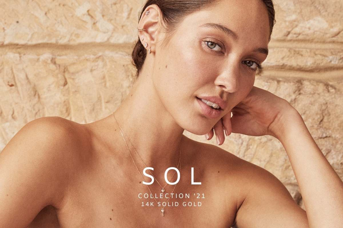 Bliss + SOL Collection Campaign - Web Images